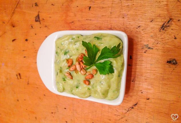 aderezo de aguacate palta y perejil recetas blog