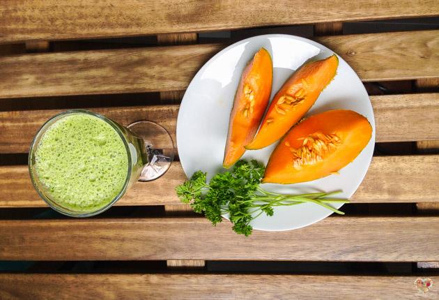 batidos verdes y sus beneficios recetas naturaleza