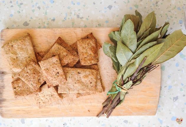 bizcochitos salados sin levadura sin gluten alma verde