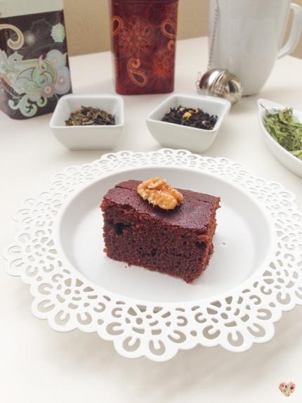 brownie de harina de algarroba recetas alma verde