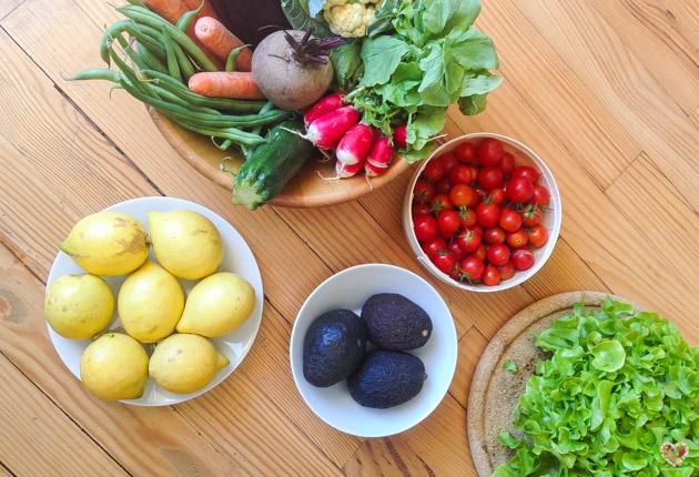 Photo of Cómo hacer la lista de la compra vegana y organizar el menú semanal