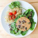 Mis mejores recetas de hamburguesas veganas y sin gluten
