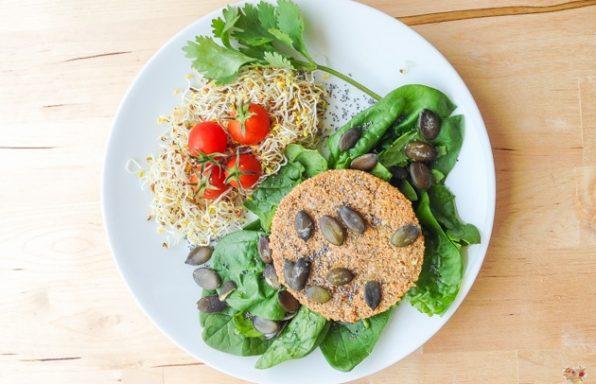 hamburguesas de amaranto sin gluten receta alma verde