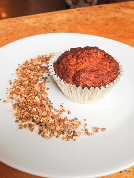 muffins de zanahoria y especias sin gluten vegano alma verde