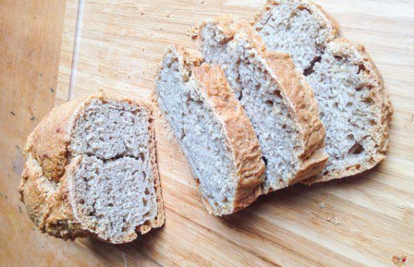 pan de harina de arroz y harina de maiz recetas sin gluten