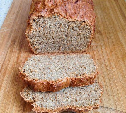 pan de harina de trigo sarraceno y espelta sin trigo recetas alma verde