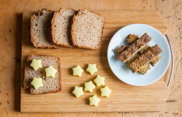 Ideas para desayunos y meriendas saludables