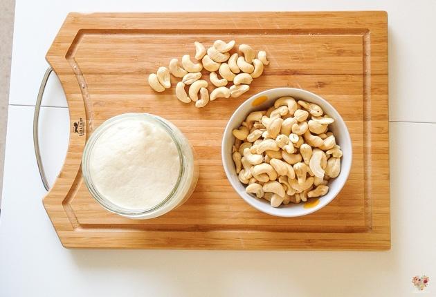 Yogur vegano, otra receta vegana básica imprescindible