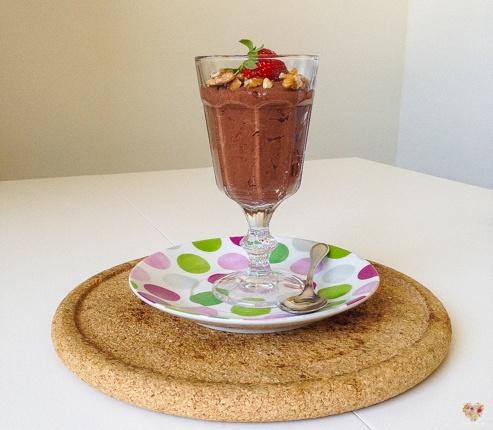 mousse de chocolate vegano recetas blog
