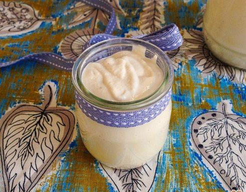 yogur fermentado con rejuvelac recetas veganas