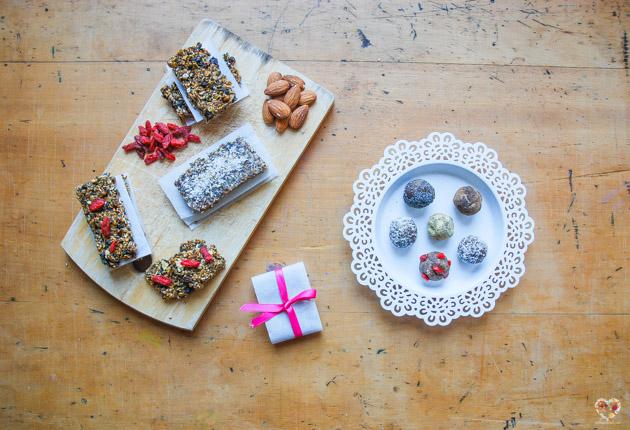 como sobrevivir a las fiestas comida saludable