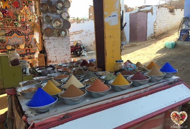 especias mas usadas en egipto