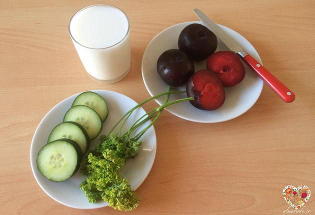 Frutas y verduras frescas para aumentar tu nivel de energía diaria