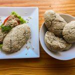 Mis recetas fáciles de pan sin gluten vegano