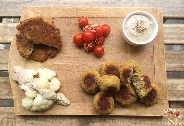 Como llevar una alimentación vegana