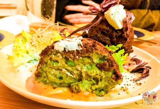 El quinto pino uno de los mejores restaurantes veganos