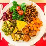 Cómo preparar una cena vegana perfecta y sin gluten